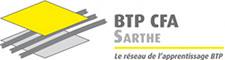 BTP CFA Sarthe, le réseau de l'apprentissage BTP